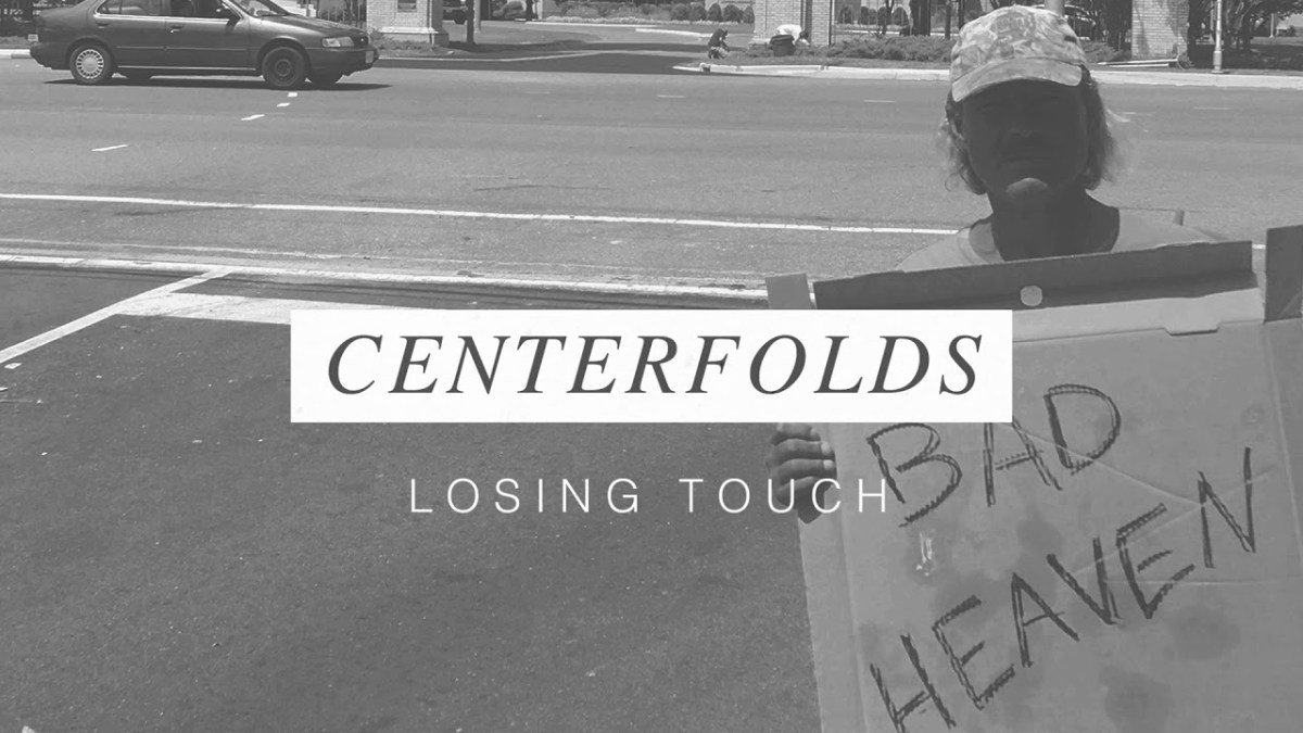"PREMIERE: Centerfolds try to keep from ""Losing Touch"" on new song"